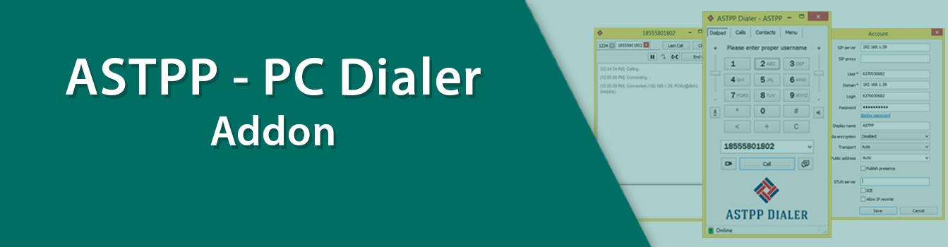 Addon PC dialer iNextrix Technologies