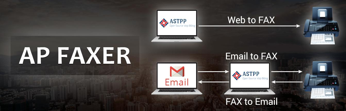 AP Faxer ASTPP iNextrix Technologies