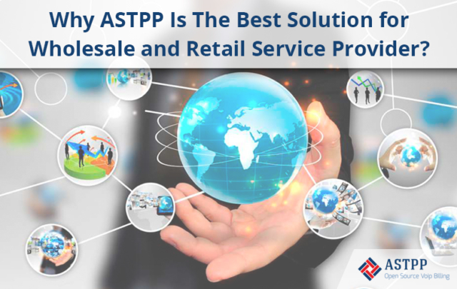 ASTPP best for retail and wholesale billing VoIP