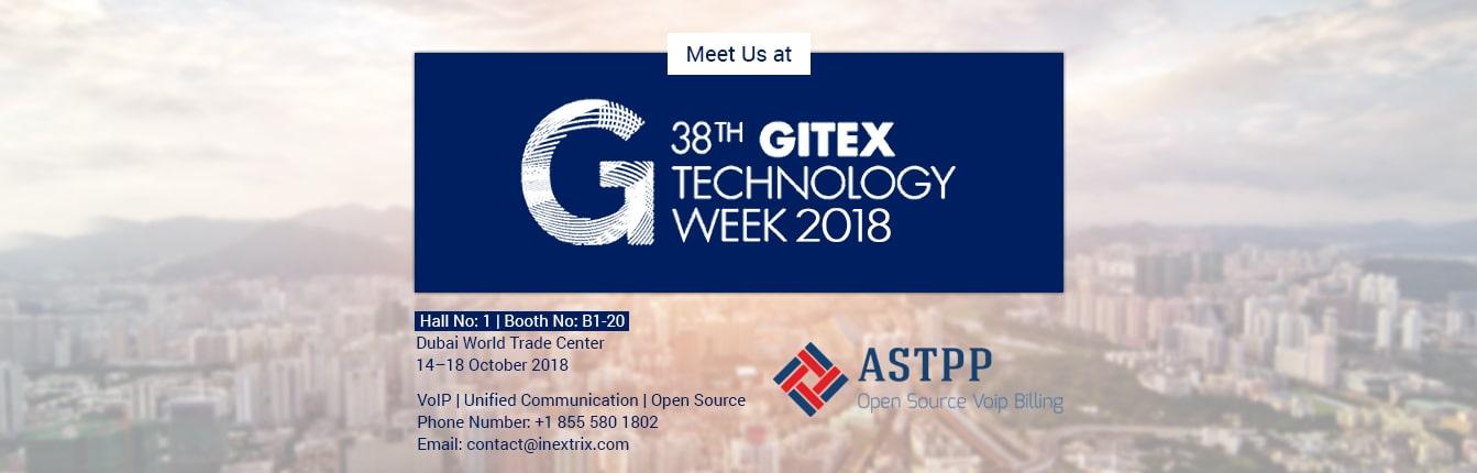 GITEX Astpp iNextrix Technologies