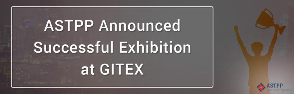 ASTPP Successful GITEX Exhibition
