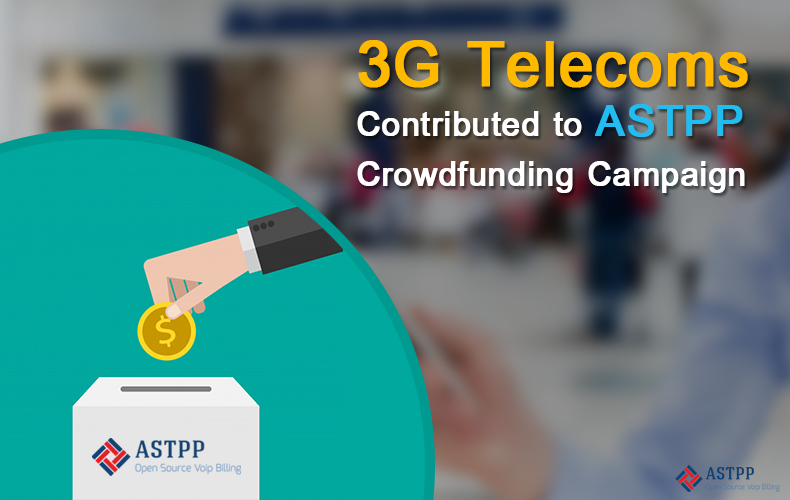 3G Telecoms Contributed to ASTPP Crowdfunding Campaign-v2