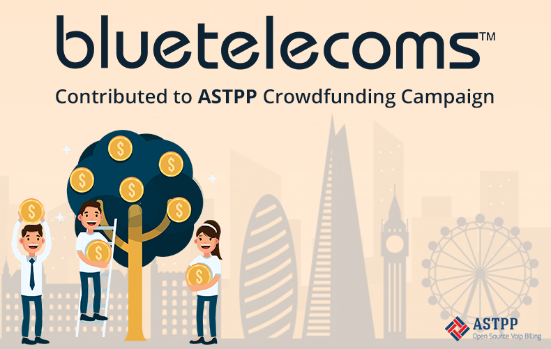 Blue Telecoms Contributed to ASTPP Crowdfunding Campaign-v2
