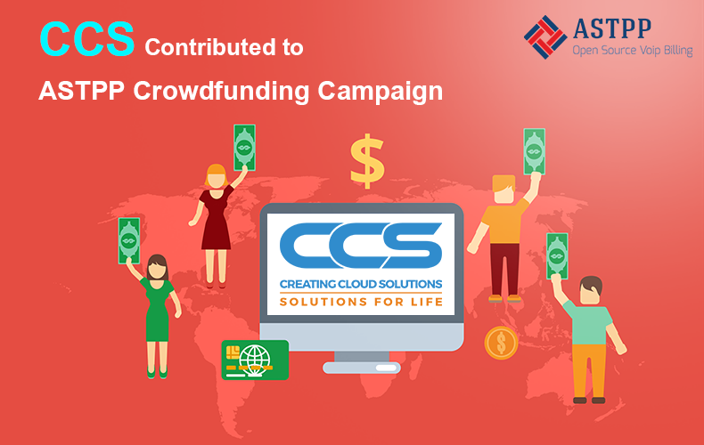 CSS Contributed to ASTPP Crowdfunding Campaign