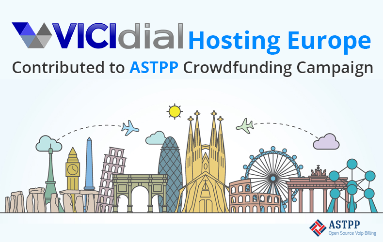 Vicidial Hosting Europe Contributed to ASTPP Crowdfunding Campaign-v2