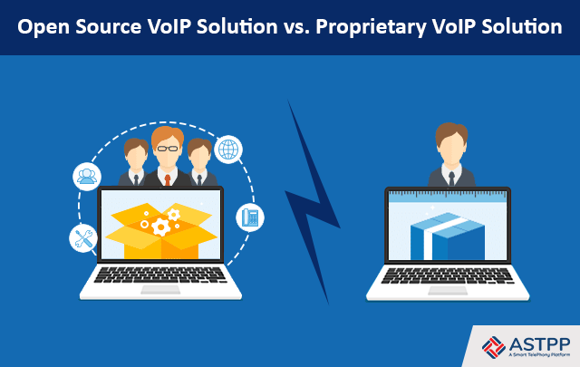 Open Source VoIP Solution vs. Proprietary VoIP Solution-v2