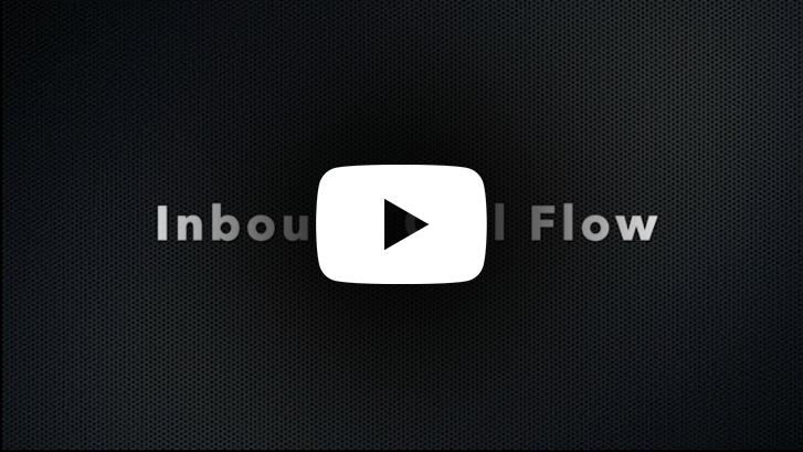 Inbound call flow