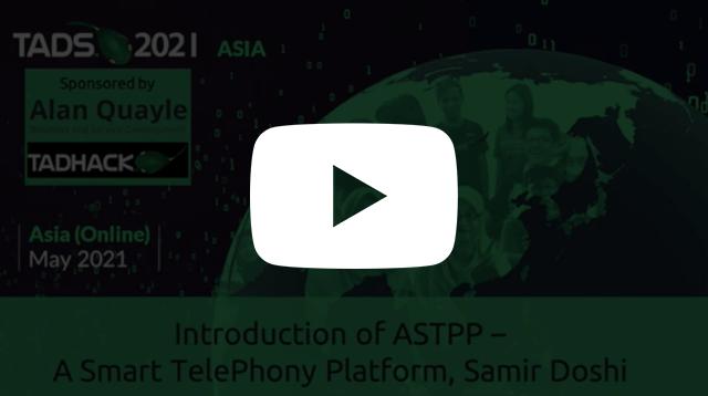 ASTPP TAD Summit Teaser